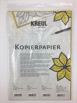 Kopierpapier Gelb 10Blatt