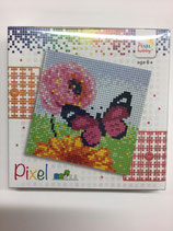 Pixel-Set  4 Platten   12x12cm
