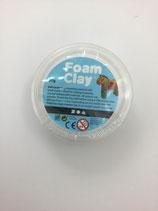 Foam Clay Weiss