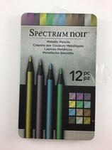 Metallic Pencils Spectrum Noir