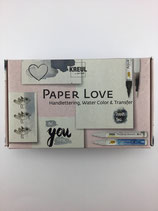 Paper Love-Set Kreul
