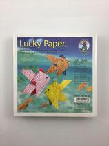 Faltblätter Lucky
