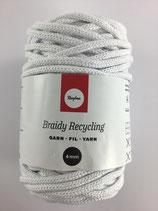 Braidy Recycling Garn, geflochten