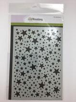 Schablone Sternenhimmel  Ce
