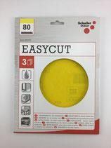 Schleifpapier EASYCUT 80