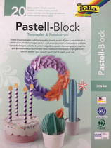 Pastell- Block