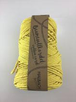 Baumwollgarn gelb Hal