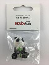 Panda 3x2,5cm