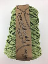 Baumwollgarn grün Hal