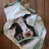 Kochen mit Kuh Lydia - Schürze