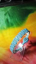 Bracelets macramé - série diamant