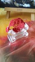 Bracelet macramé Melwyn - motif coeur