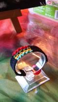 Bracelet macramé Sterenn