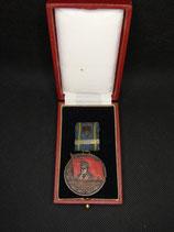 ProduktnameFDJ Auszeichnung von 1951 Bereit zur Verteidigung der Heimat mit Nummer und Etui