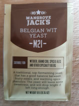 Mangrove Jack's M21 Belgian Wit, 10 gr.