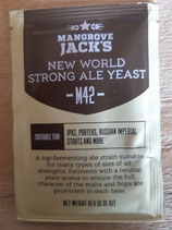 Mangrove Jack's M42 New World Strong Ale, 10 gr.