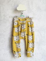 Cara-Tigre amarillo