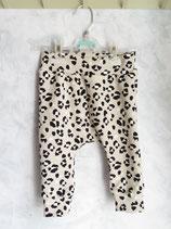 Leopardo Blanco & Negro Sudadera