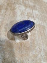 Bague Lapis Lazuli Ovale