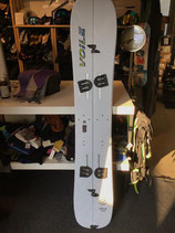 Voile Spartan Splitboard 2021 158cm