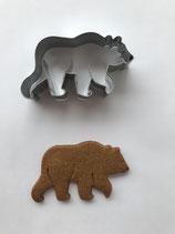 Präge-Ausstechform Bär