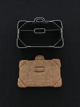 Präge-Ausstechform Koffer