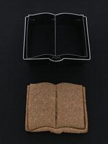 Präge-Ausstechform Buch