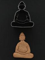 Präge-Ausstechform Buddha