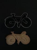 Präge-Ausstechform Fahrrad