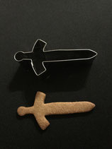 Ausstechform Schwert