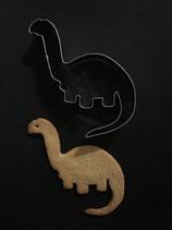 Ausstechform Dino Camarasaurus
