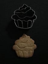 Präge-Ausstechform Muffin/Cupcake 1