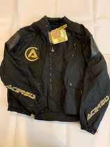 Acerbis Enduro Jacket Black Yellow