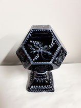 Tirelire numéro 2  Faience de Delft Hauteur 18 cm Diametre 9,5 cm