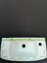 Lave Mains Faience de Desvres Décor unique Longueur 51,5 cm Largeur 25 cm Profondeur 16cm