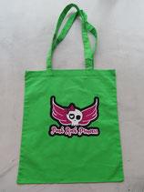 Baumwolltasche Apple - Punk Rock Princess