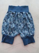 Seestern blau Grösse 110-116