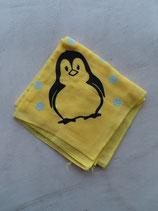 Nuschi gelb Pinguin