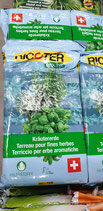 RICOTER Herbal soil BIOLINE peat-free