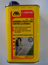 FILASTOP DIRT da Ml. 500 (barriera protettiva contro lo sporco)