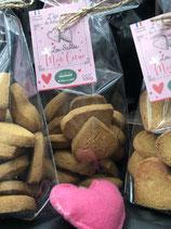 "Biscuits ""Mon Coeur"""