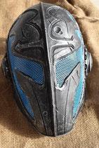 Templar Mask Blue