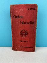 GUIDE MICHELIN 1910 EDITION ORIGINALE