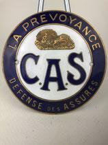 BADGE POUR CALANDRE LA PREVOYANCE C.A.S