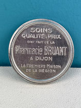 DIJON PHARMACIE BRUANT MIROIR DE POCHE