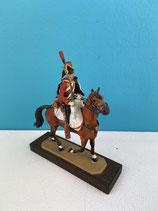 CAVALIER 6EME REGIMENT DE HUSSARDS 1791-1803
