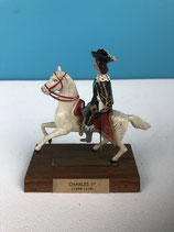 CBG MIGNOT ANCIEN CHARLES 1ER A CHEVAL