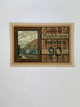 AUTRICHE 90 HELLER NEUFTIFT 1920