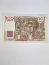 FRANCE 100 FRANCS 1954 BON ÉTAT