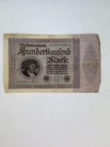 ALLEMAGNE 100000 MARK 1923
